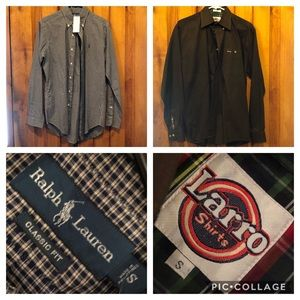 Two great shirts one great price